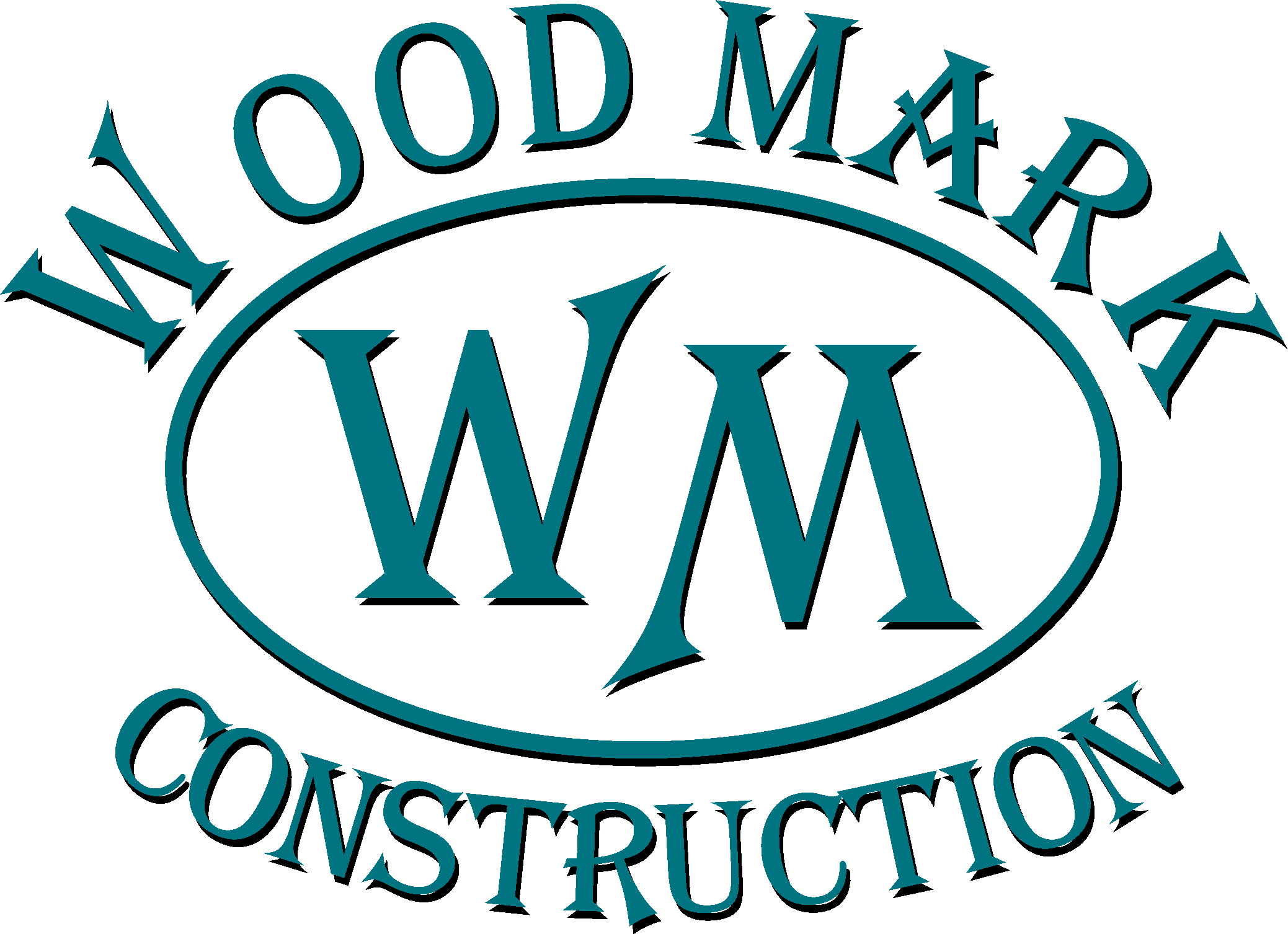 Woodmark Construction – WoodmarkConstruction.com – San Diego HOA Construction Logo